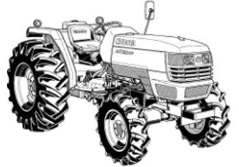 Kubota L4508